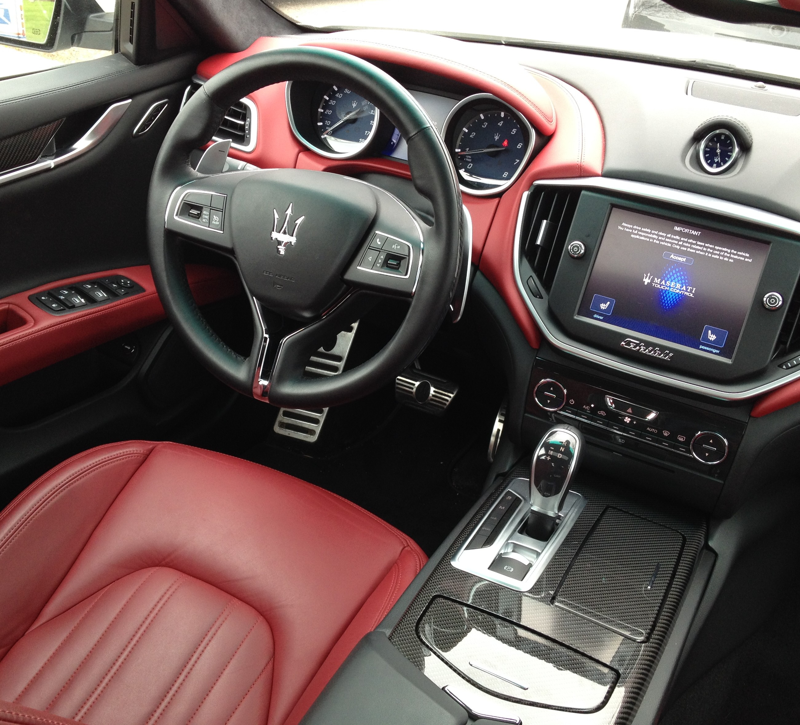 Seat Time 2014 Maserati Ghibli S Q4 John S Journal On