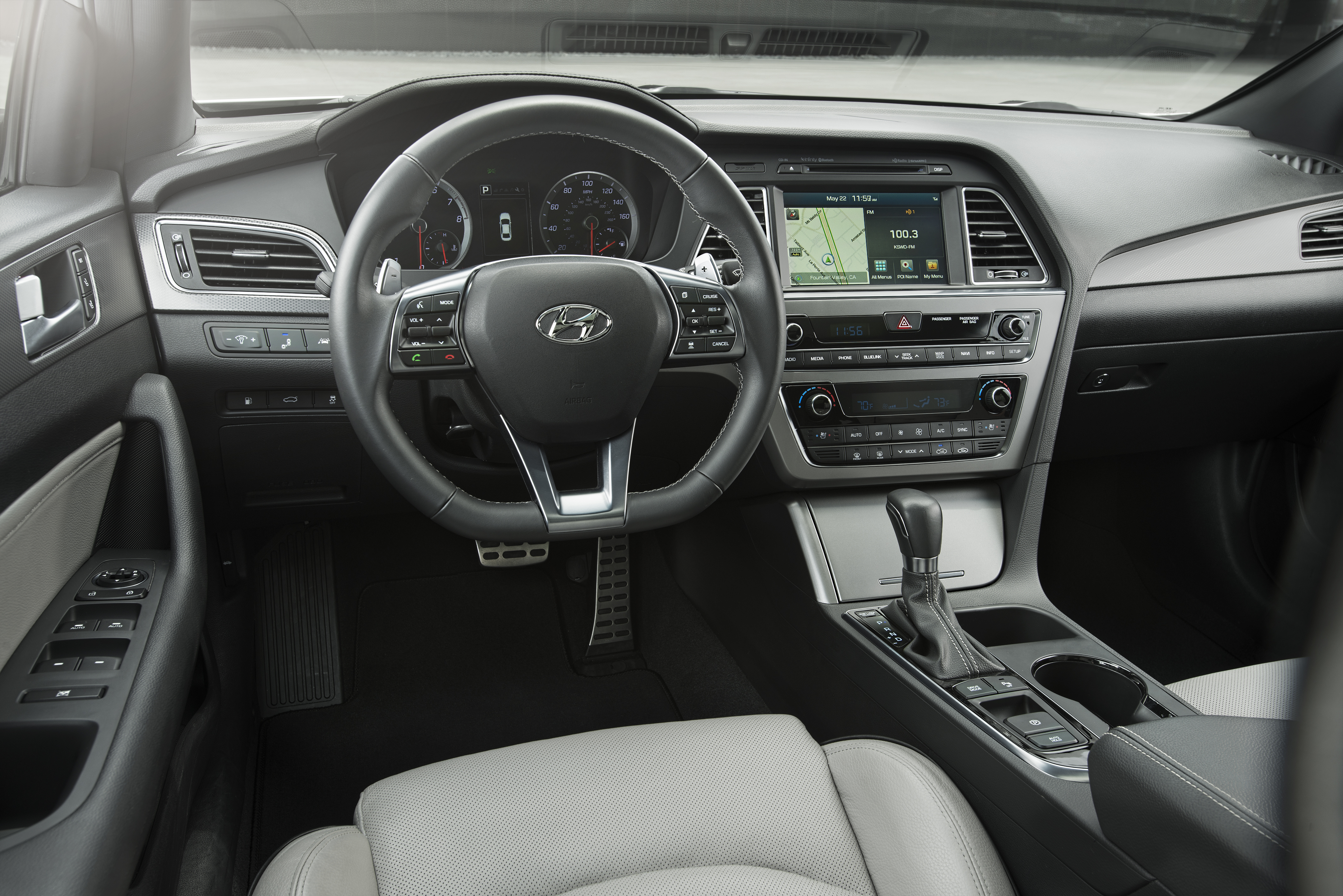 Seat Time 2015 Hyundai Sonata John S Journal On Autoline