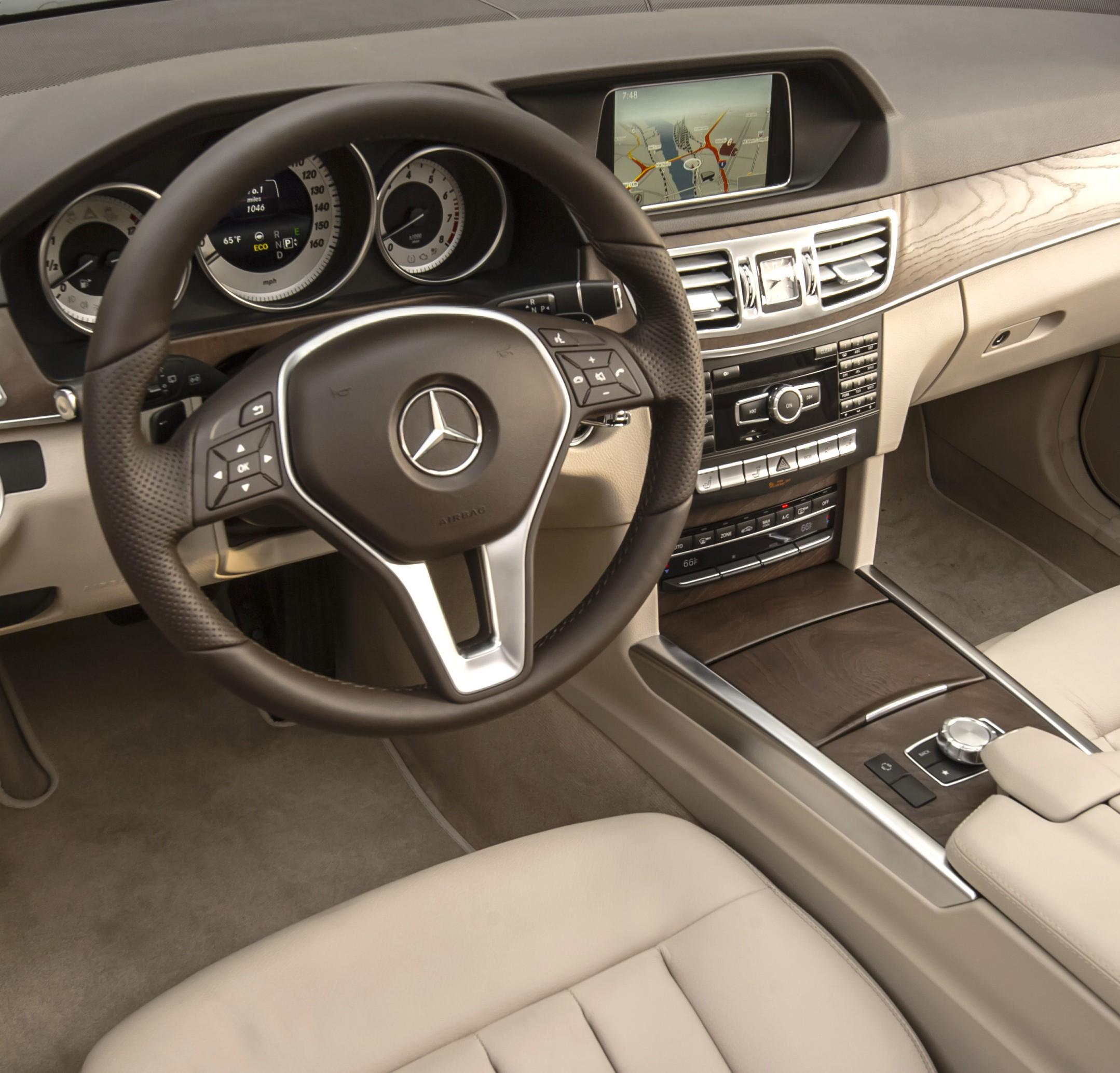 Seat Time 2014 Mercedes Benz E350 4matic Wagon John S