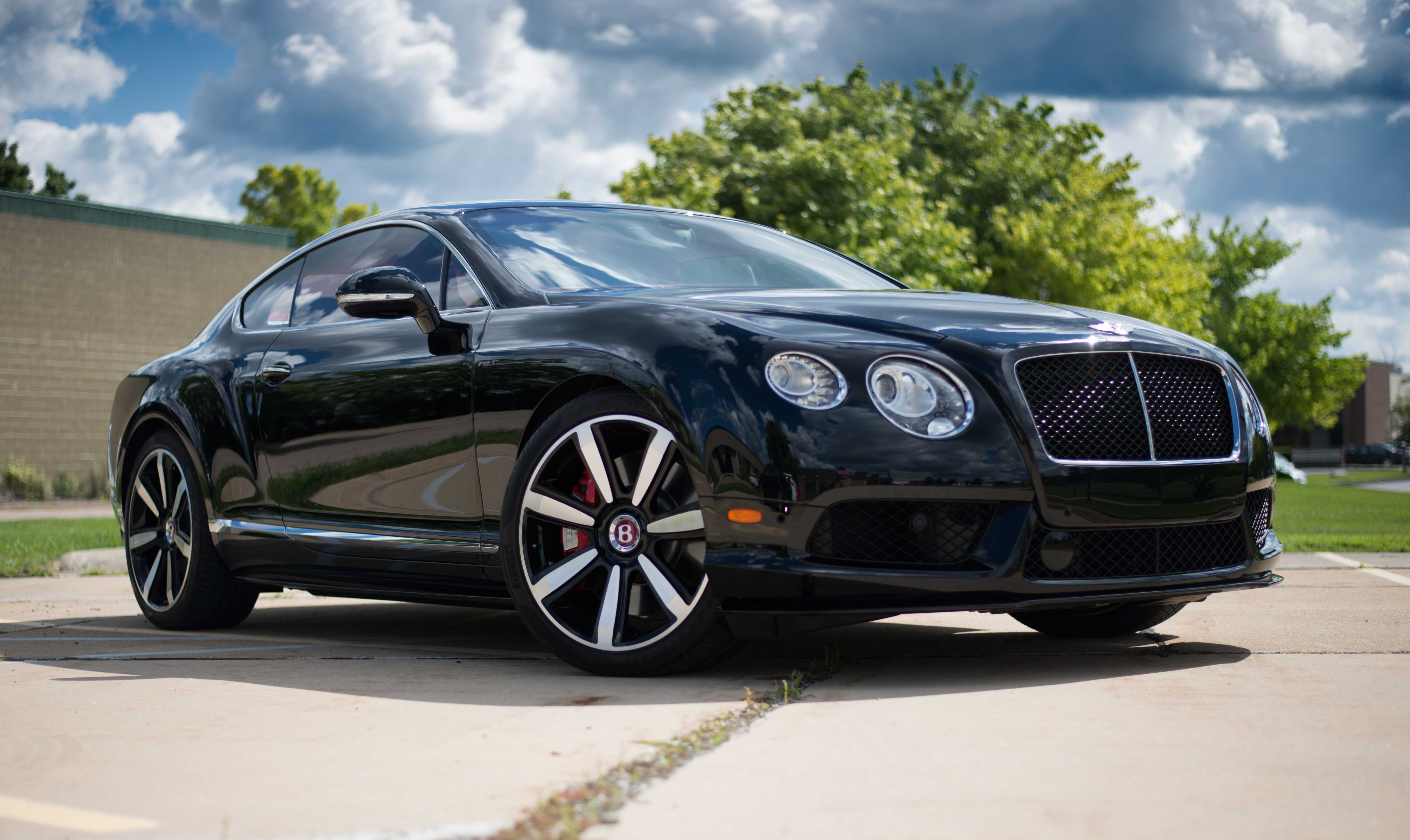 Seat Time 2014 Bentley Continental Gt V8 S John S