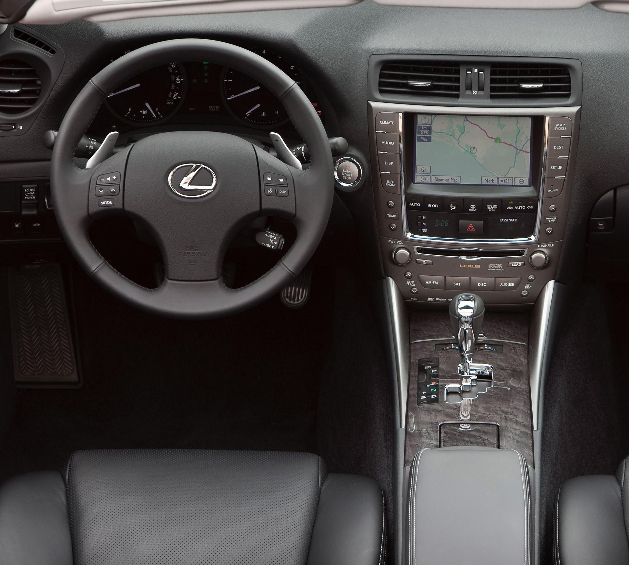Seat Time: 2015 Lexus IS 250 F-Sport