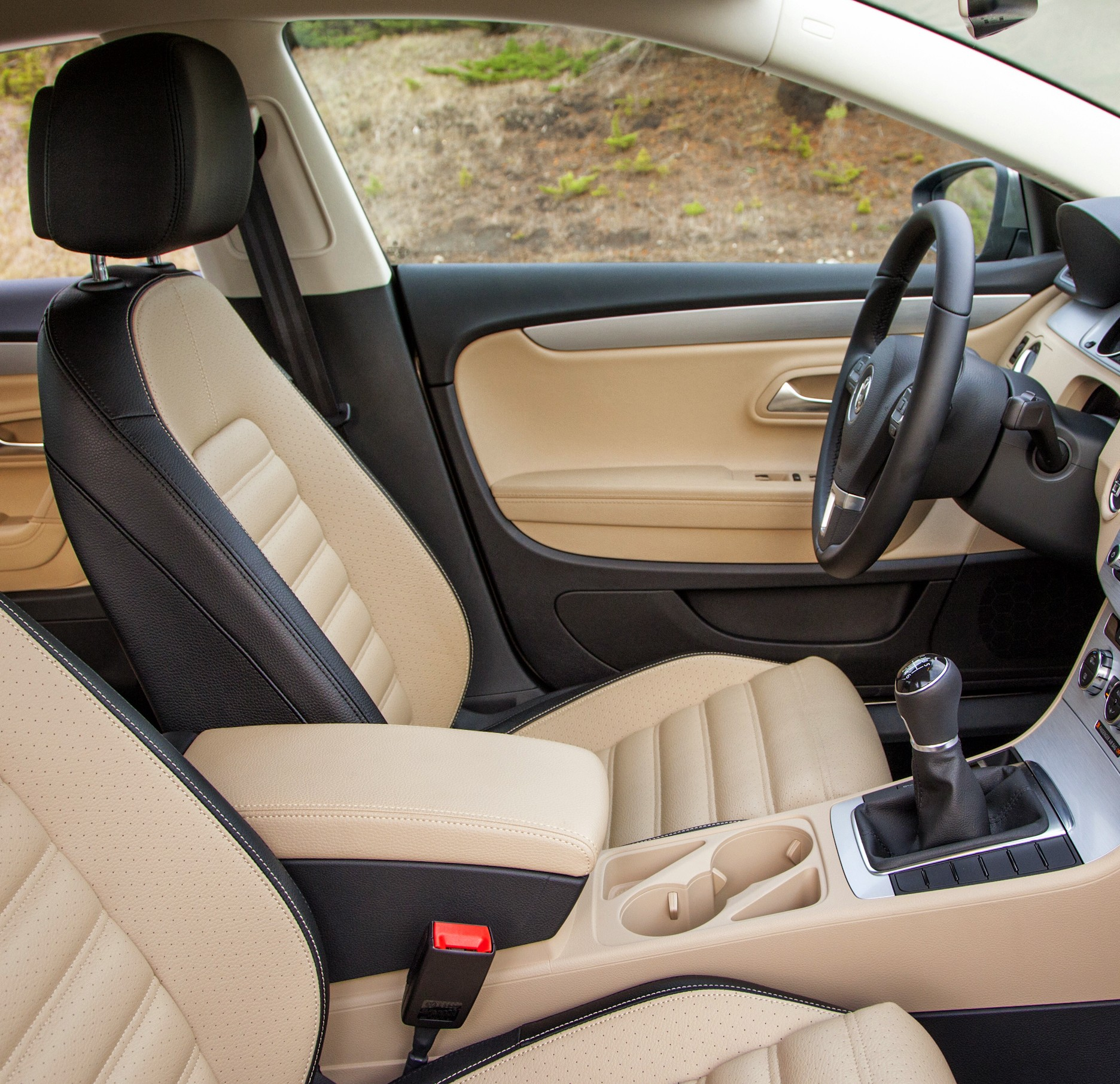 Seat Time: 2014 Volkswagen CC Executive