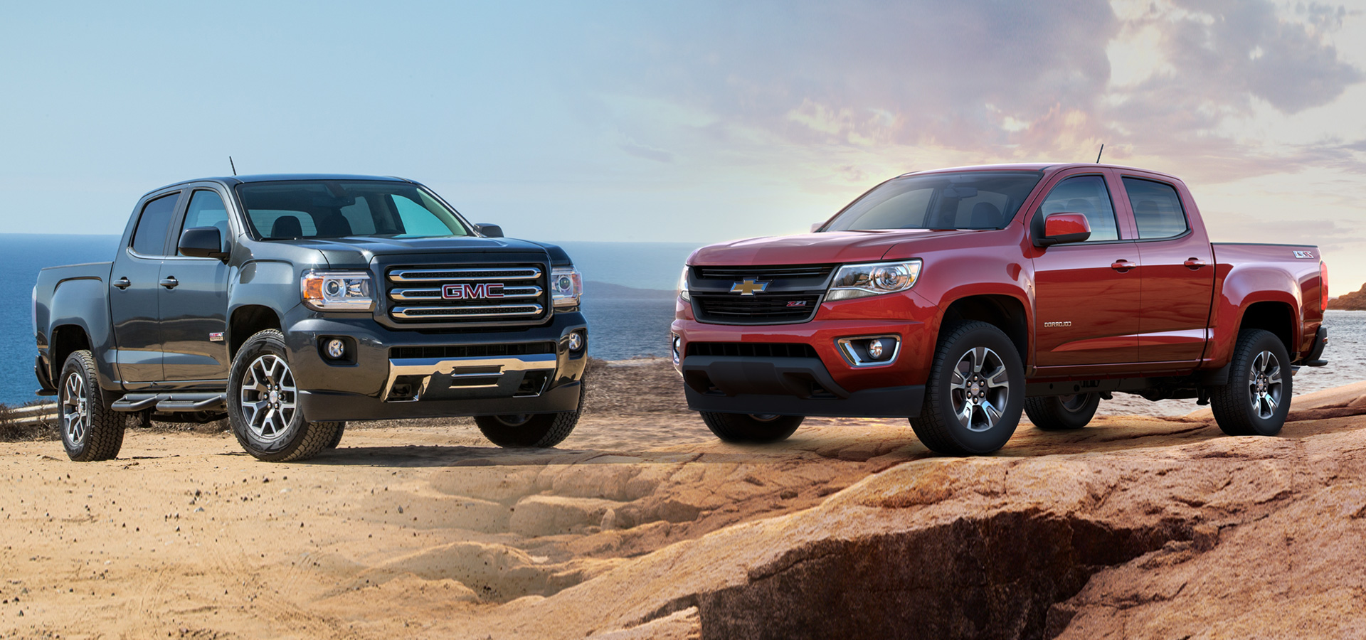 Gmc Canyon Vs Colorado - Seat Time: Chevrolet Colorado/GMC Canyon – John's Journal ...