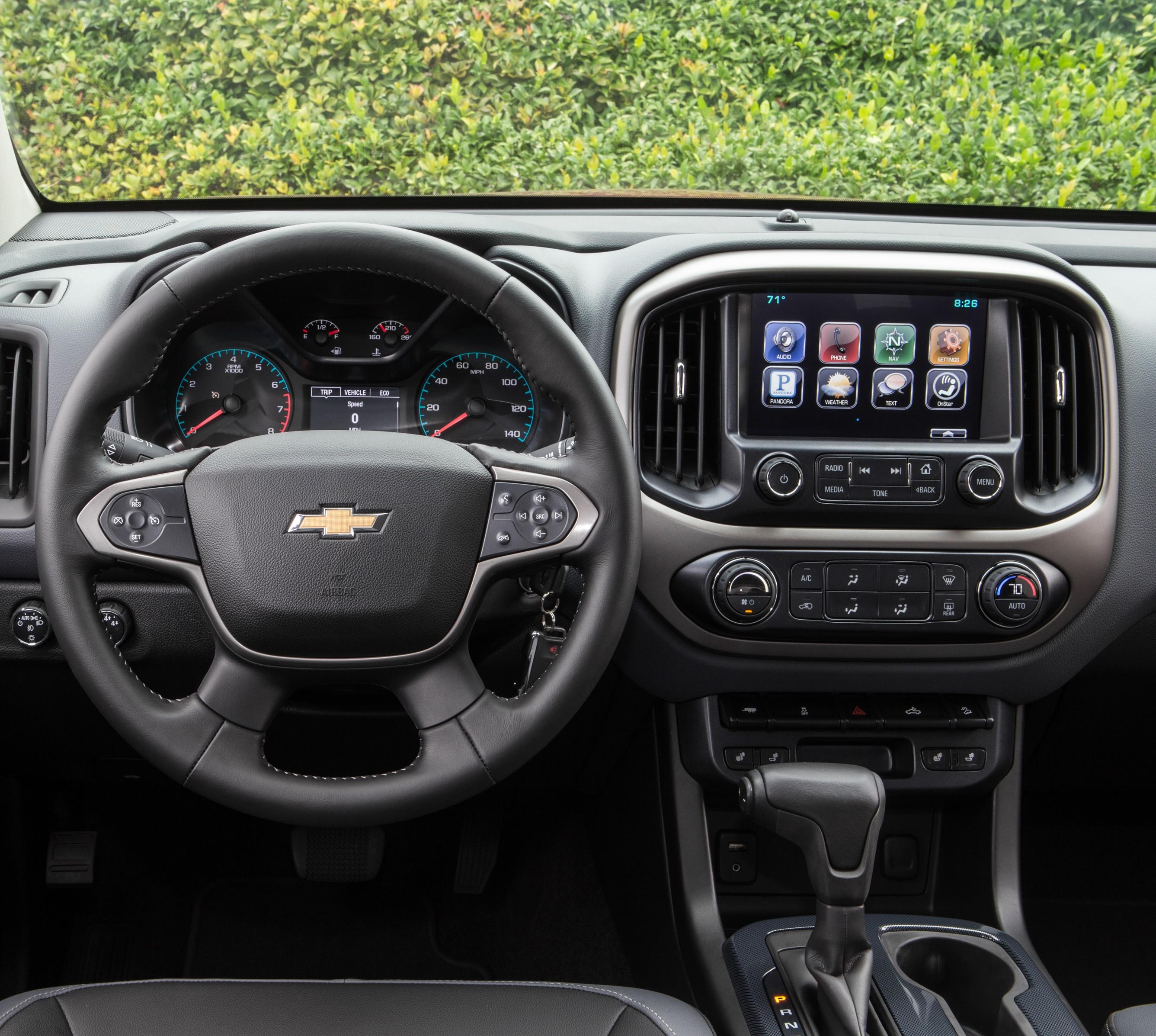 The 2019 Gmc Canyon Mpg New Release: Seat Time: Chevrolet Colorado/GMC Canyon