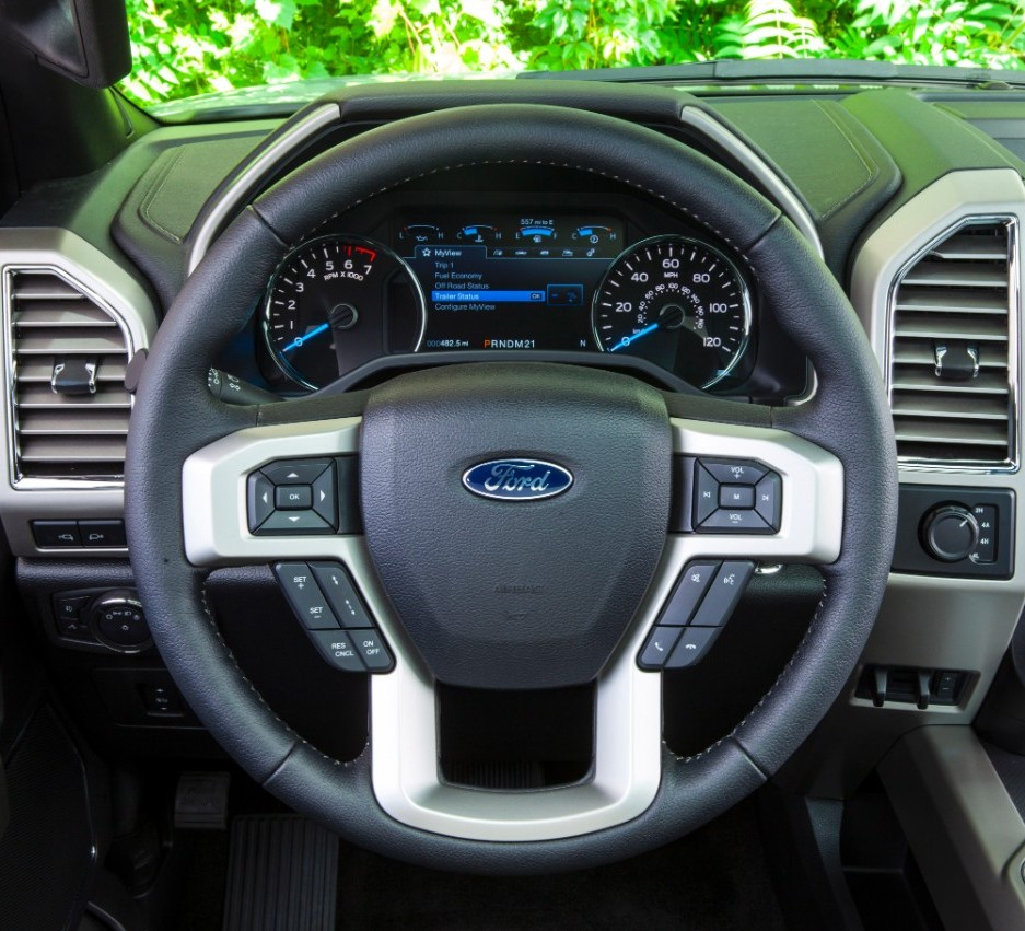 97 Ford Trucks 2015 Interior Interior Of The 2017 Super Duty King Ranch Dutyr Platinum In