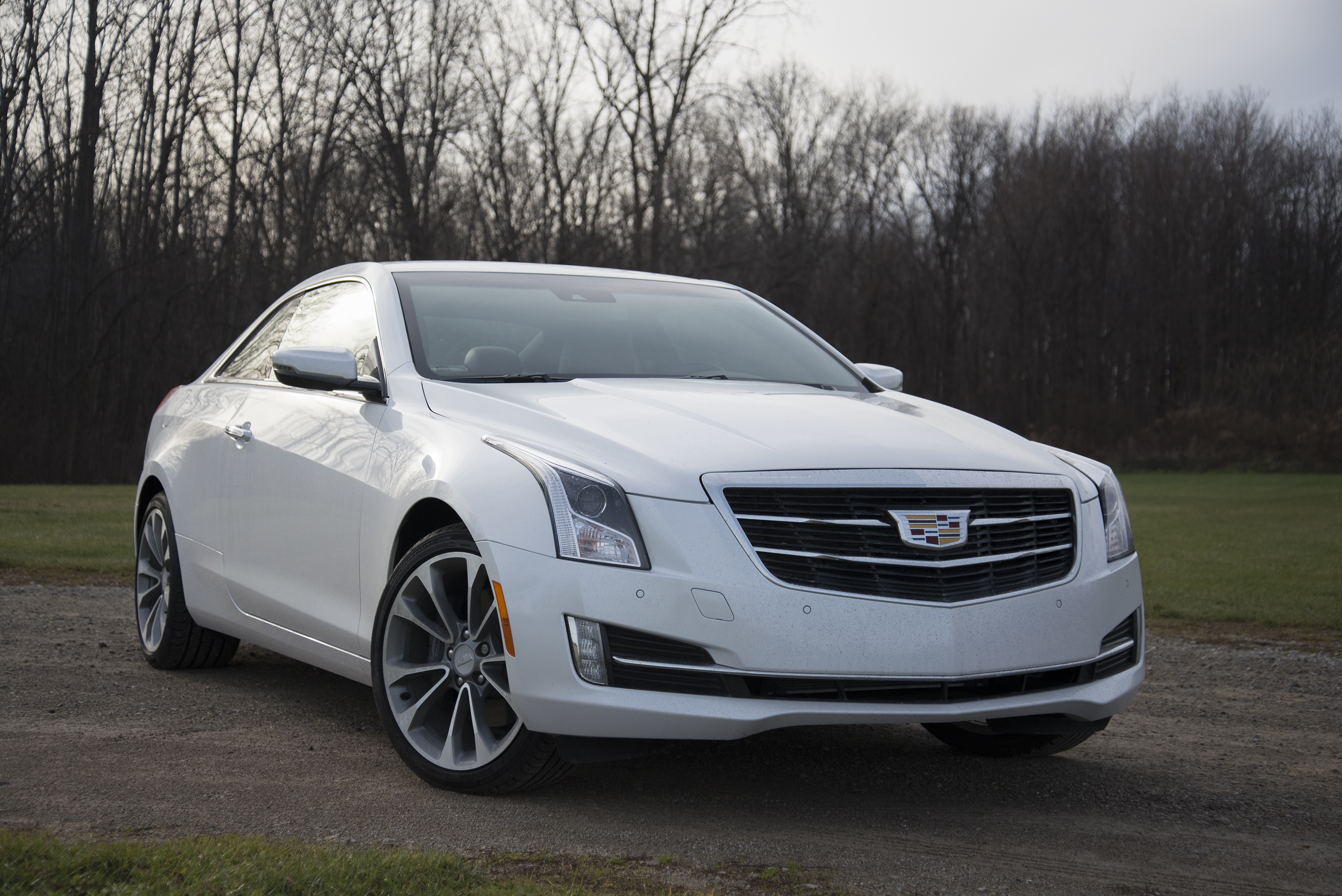 Seat Time 2015 Cadillac Ats Coupe John S Journal On