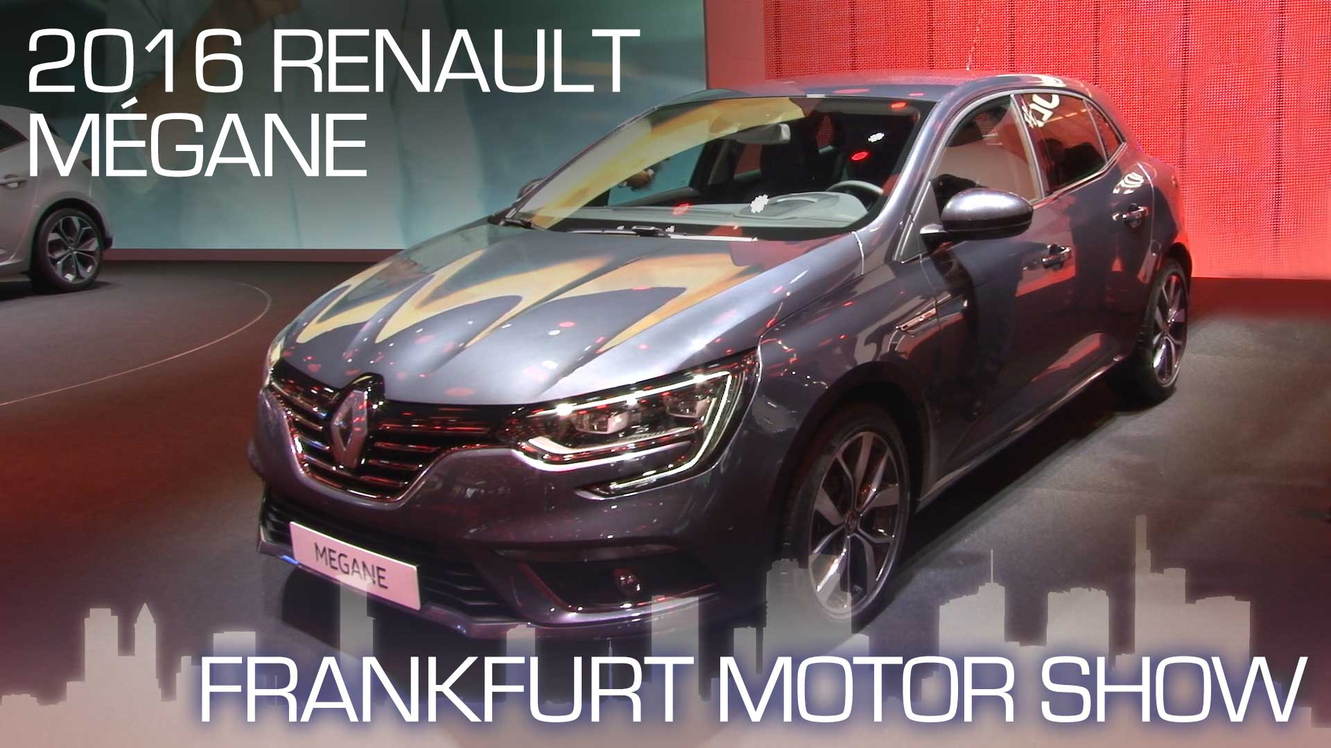 New 2016 Renault Mgane Democratizes Technology And Style